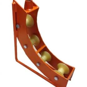 Lower Manhole Roller Attachment
