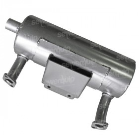 Honda Muffler - Stainless Guard