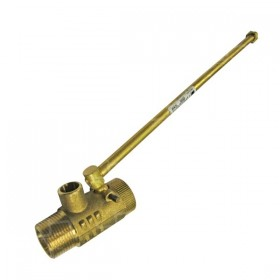 ¾ Brass High Flow Float Valve.
