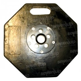 Jetting Safety Plate