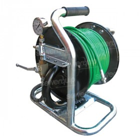 Sewerjett Remote Mini Reel