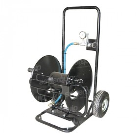 Sewerjett Remote Trolley Reel