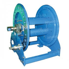 Sewerjett Steel Jetting Hose Reel Large
