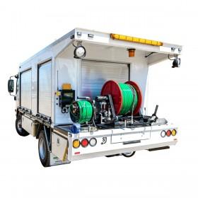 RANGER T50D-70 Truck Jetter 75 L/min @ 4000 PSI