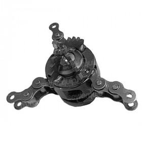 SR50 Roller Chain Scraper Nozzle