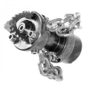 SR75 Chain Scraper Nozzle Ceramic Jets