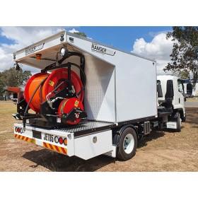 RANGER T100PTO-260 Truck Jetter 267 L/min @ 2250 PSI