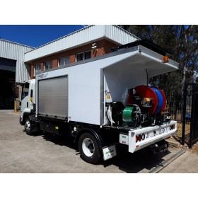 RANGER T80PTO-200 Truck Jetter 200 L/min @ 2175 PSI