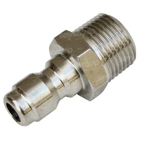 Male Connector Short