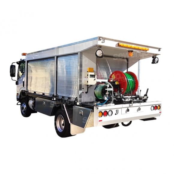 RANGER T50D Truck Jetter