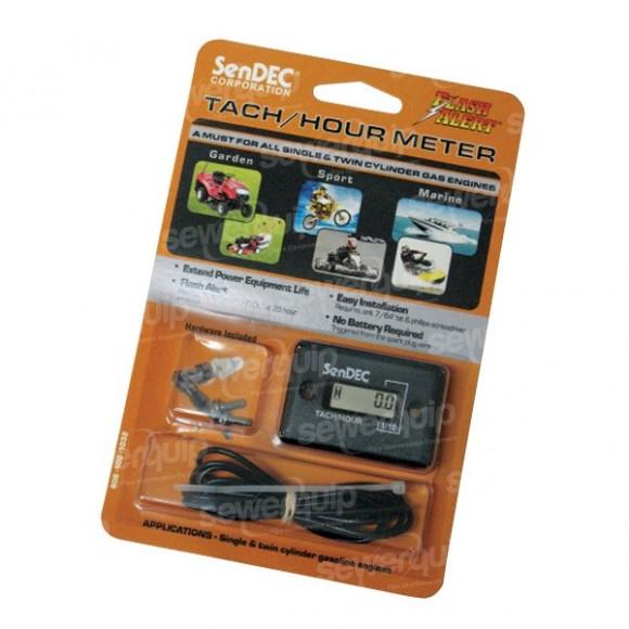 Sewerjett Digital Hour Meter Kit