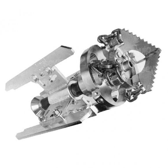 SR250 Chain Scraper Nozzle Ceramic Jets