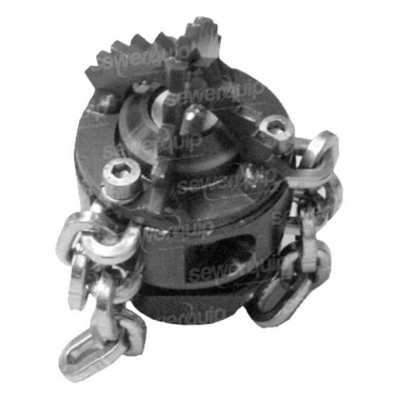 SR50 Link Chain Scraper Nozzle